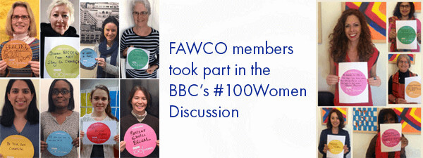 BBC 100 Women Discussion FAWCO