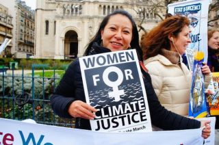 Women For Climate Change