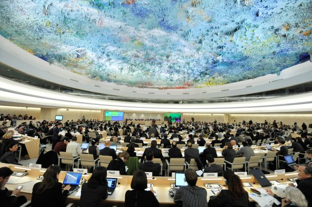 HRC33 General Assembly Room XX