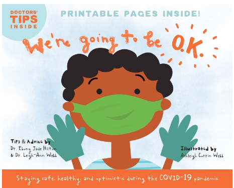 We're Going to Be Okay (covid book)