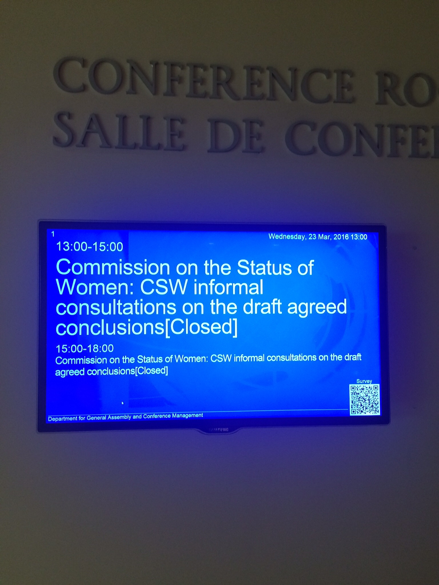 csw60 negotiations