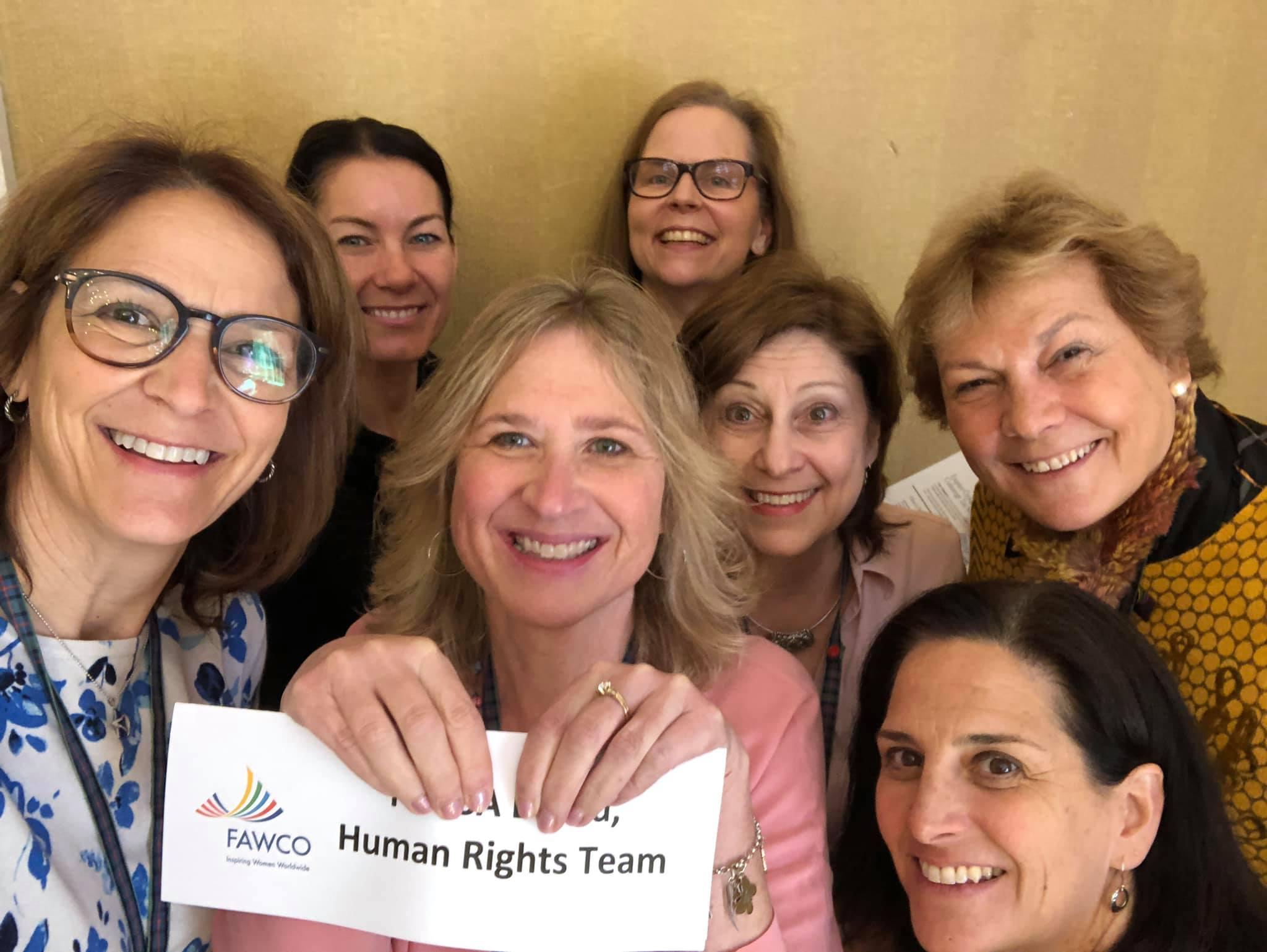 Happy Human Rights Team