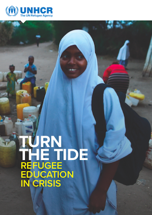2018 UNHCR Turn the Tide Refugee Education in Crisis