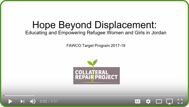 10-Minute Video Introducing CRP and Hope Beyond Displacement