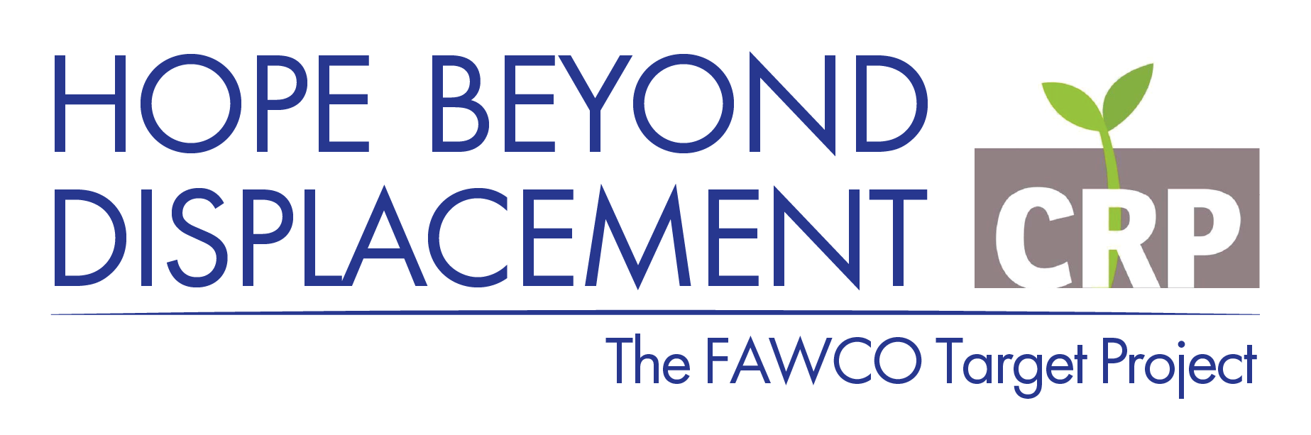 Hope Beyond Displacement Logo