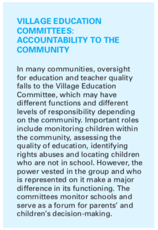 Part4 Village Ed. Committee