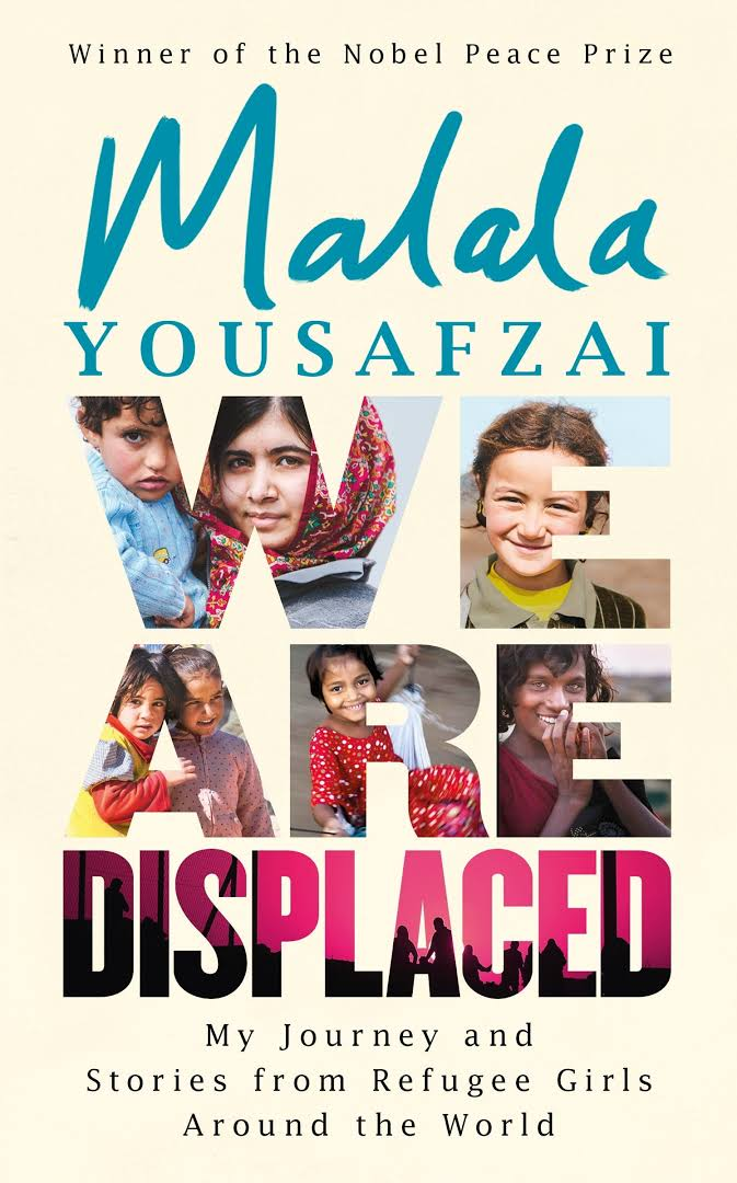 We are Displaced cover
